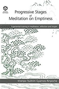 Audio book progressive stages of meditation on emptiness