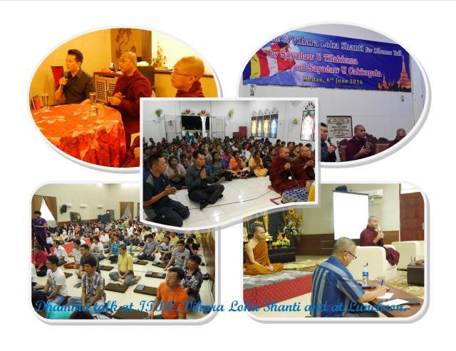 A Short Medan Trip | Buddhism and Daily Living