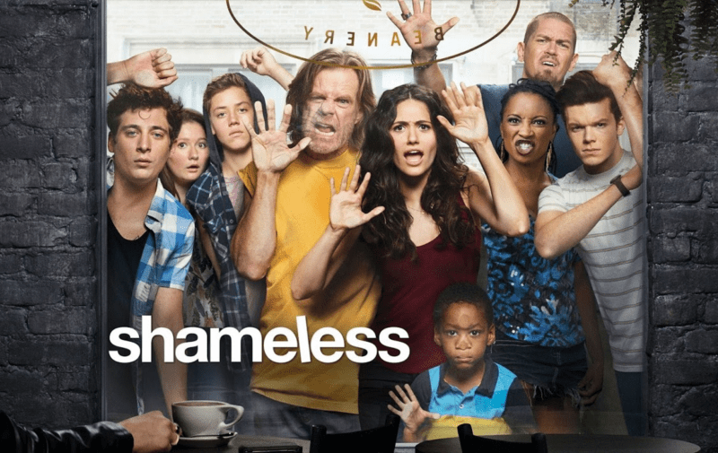 ACOA on TV - Shameless