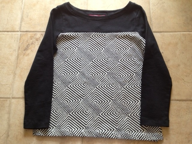 Banana Republic jaquard sweater