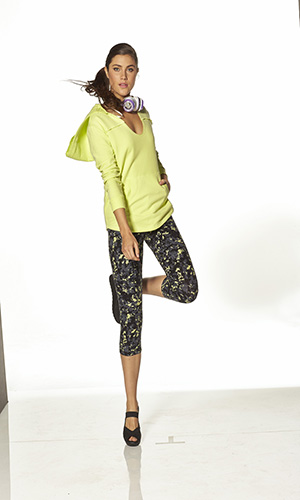 Marc New York Performance: Pullover $48, Legging $40
