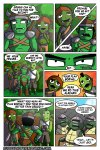 So many green dudes on one page.
