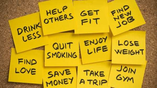 Your New Year's resolution cheat-sheet | BuddyBackup Blog