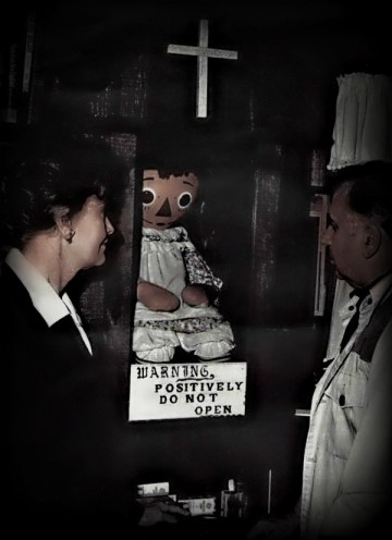 Real Story behind Haunted Doll Annabell