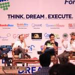 Speakers at AIESEC Mumbai's Youth to Business Forum