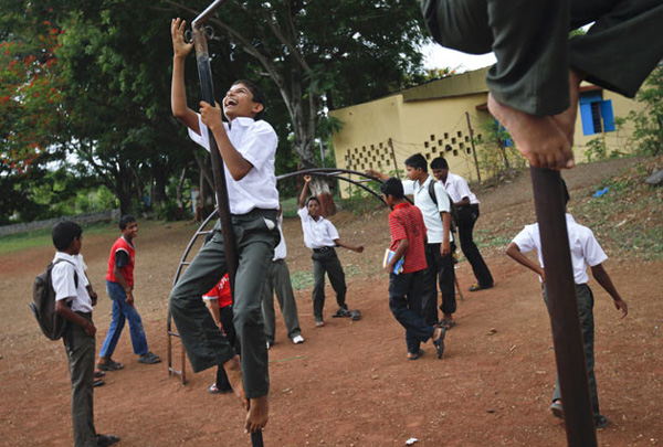 Play Time in School