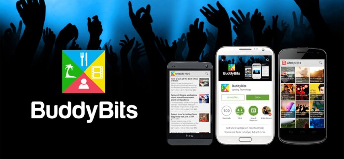 BuddyBits App Update Available