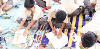 AIESEC Surat to organize Mega Drawing Competition- Balkalakaar