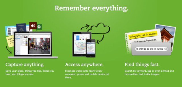 7 Tools to Increase Your Productivity at Workplace Evernote