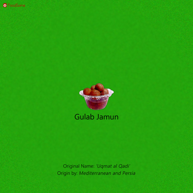 Gulab Jamun - 7 Dishes That You Will Not Believe Are Non Indian!