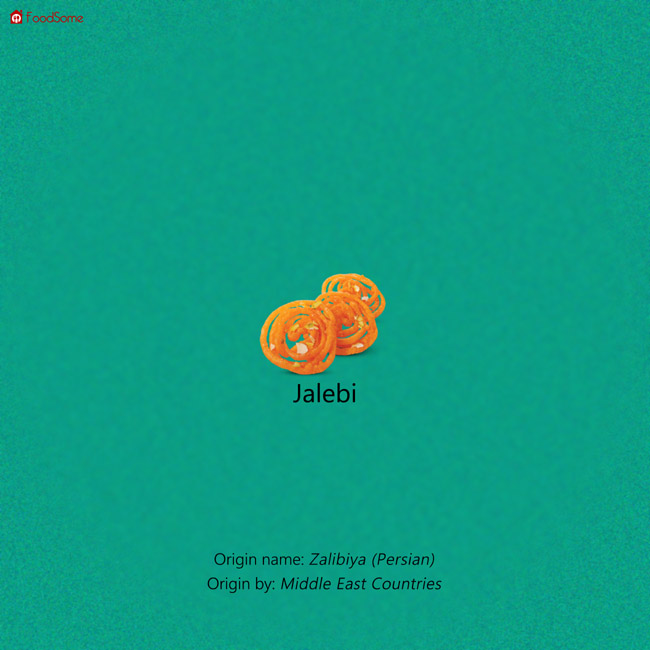 Jalebi - 7 Dishes That You Will Not Believe Are Non Indian!