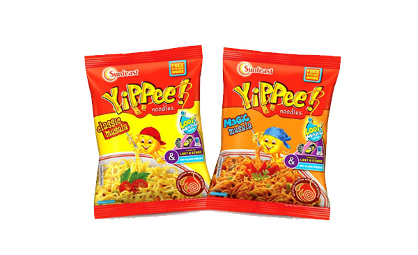 Yippee Noodles - Alternatives of Maggi