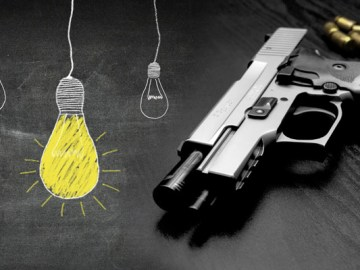 What is more deadly an Idea or a Gun