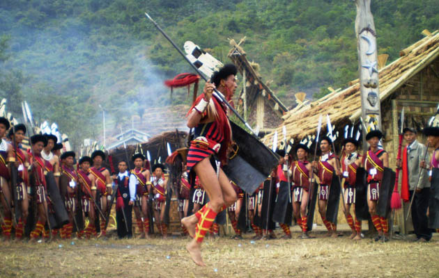 Nagaland - 10 Best Indian Places To Visit During Winter