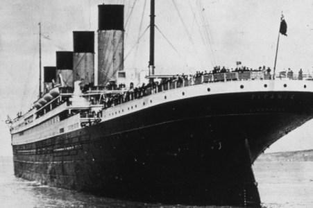 Four Funnels of Titanic - 10 Lesser Known Facts about Titanic