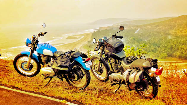 Bike Rent Goa A Guide to Your First Goan Adventures