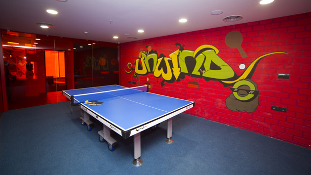 Table Tennis Room - Grabon Office