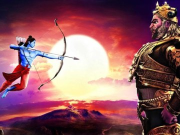 10 Short Stories from Ramayana