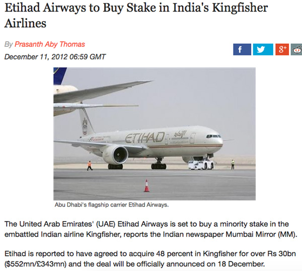 The other side of the Kingfisher story 1