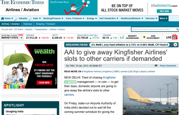 The other side of the Kingfisher story 18