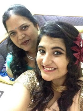 Thank you mom- Anushree Pacheriwal