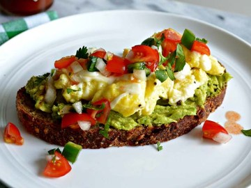 10 Ideas for a Healthy and Quick Breakfast