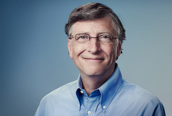 Bill Gates 10 Famous Personalities who are Introverts