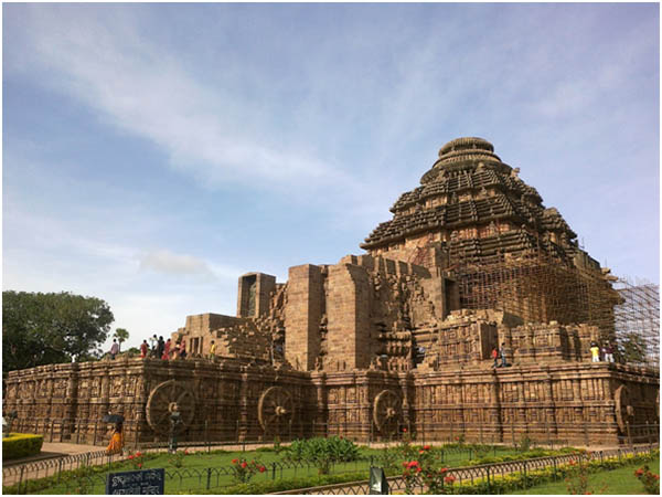 Conark Sun Temple Incredible India