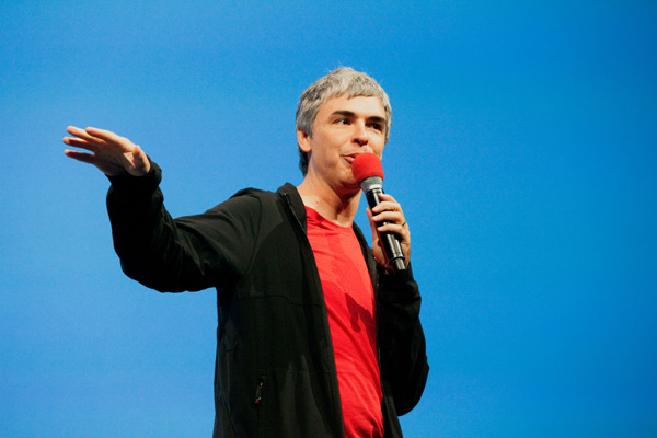 Larry Page 15 Famous Personalities who are Introverts