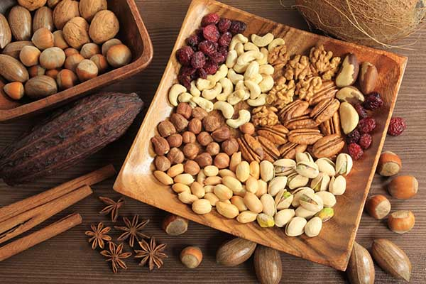 Nuts 10 Healthy Foods that are actually Making you Fat