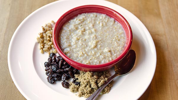 Oats 10 Ideas for a Healthy and a Quick Breakfast
