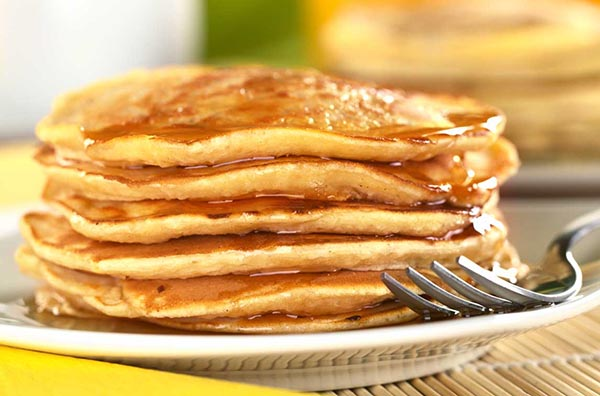 Pancakes 10 Ideas for a Healthy and a Quick Breakfast