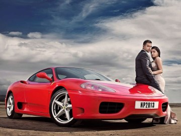 Luxury cars to make your wedding extra special