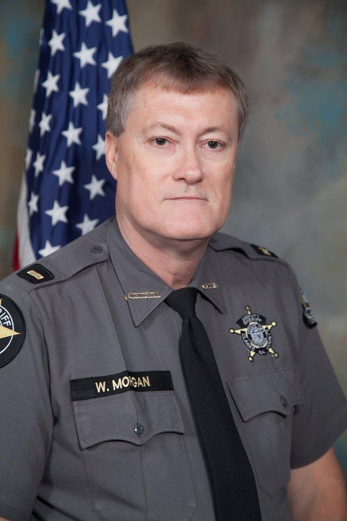 """Lt. William """"Bill"""" Morgan"""