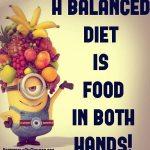 minion diet  quote idiva