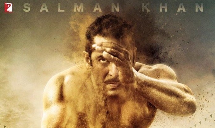 sultan new poster Salman Khan