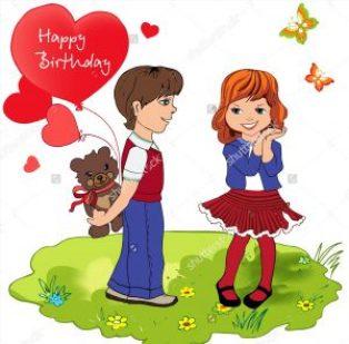 stock-vector-boy-gives-girl-a-gift-vector-illustration-282122090