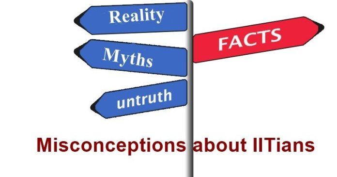 Misconceptions about IITians