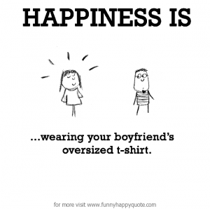 boyfriend, A woman's perspective on relationship