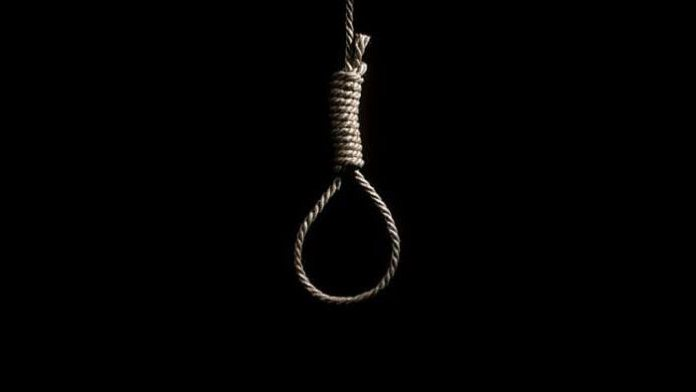 suicide hanging knot