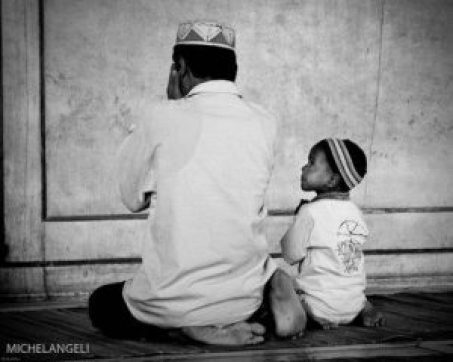 father-and-son-praying