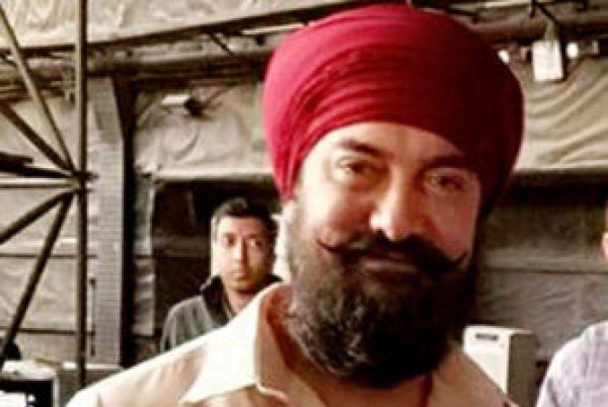 Amir Khan's Loook In Thugs Of Hindostan