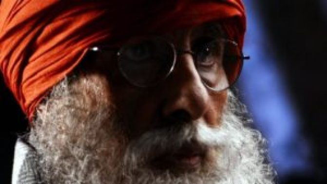 Amitabh Bachchan's Look In Thug's Of Hindostan