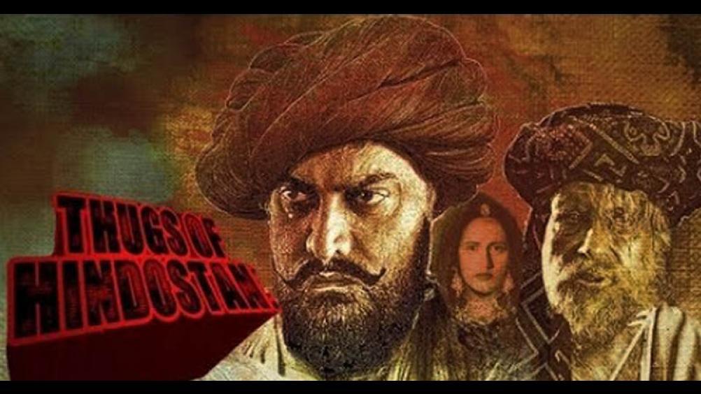 Two Megastars In Yash Raj's ''Thugs Of Hindostan ...