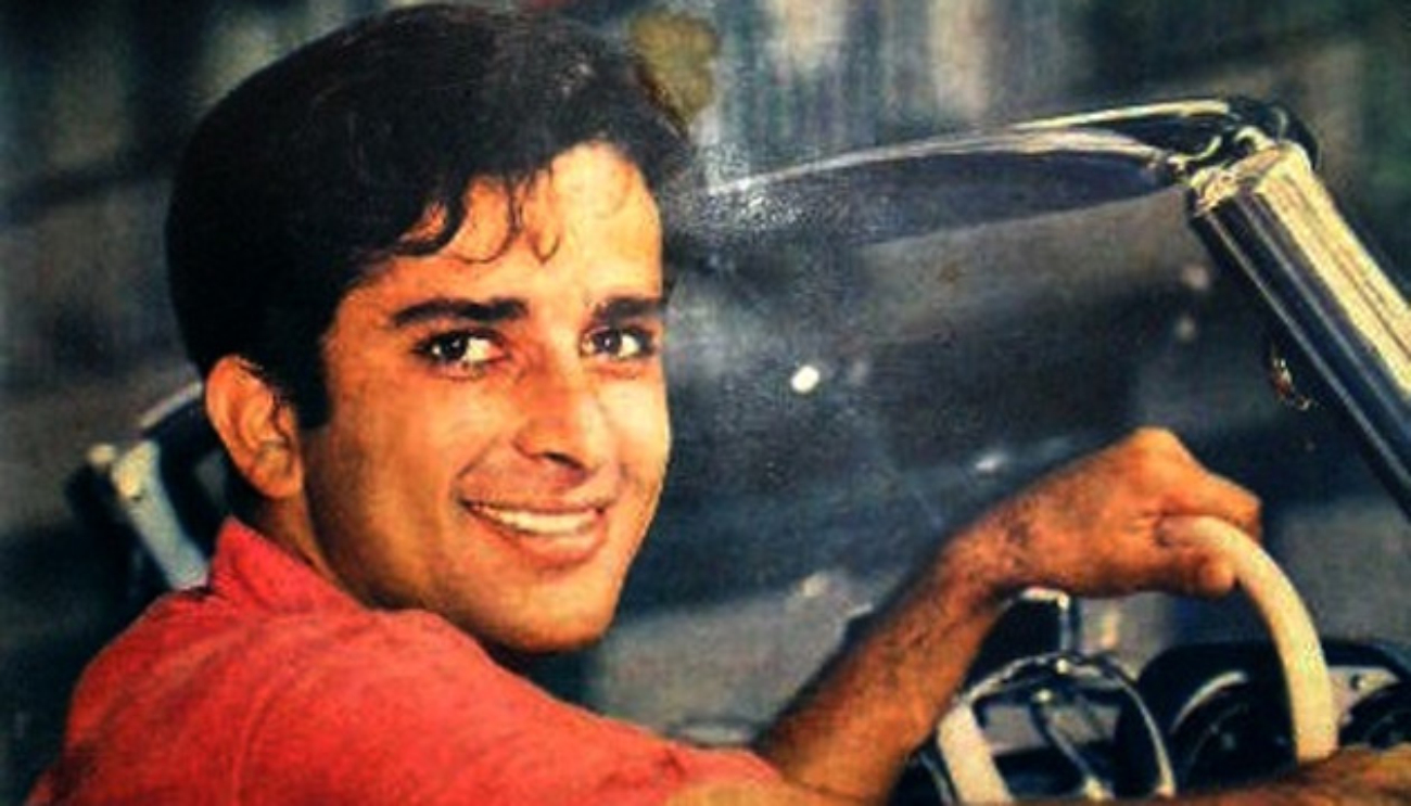 Shashi Kapoor – Icon Of The Suave