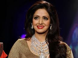 "Sridevi – ""The First Female Superstar of India"""
