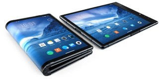 Foldable Smart Phone