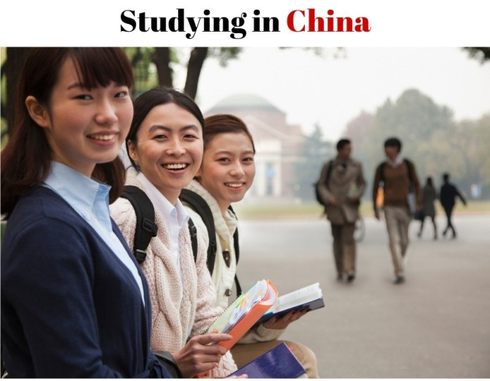 Studying in China