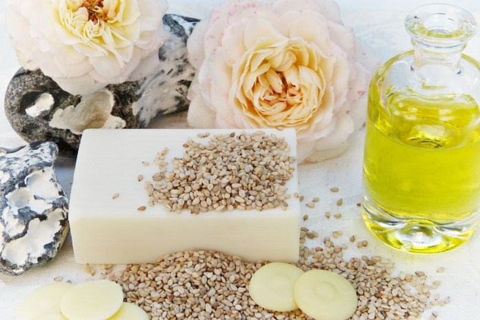 Sesame oil therapy for instant relief from menstrual cramps
