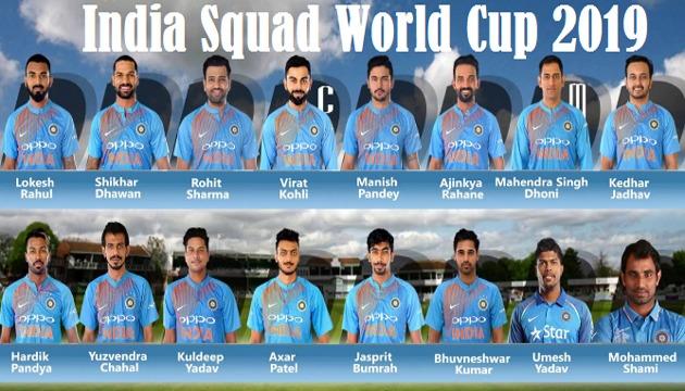 World Cup Gaatha: Team India